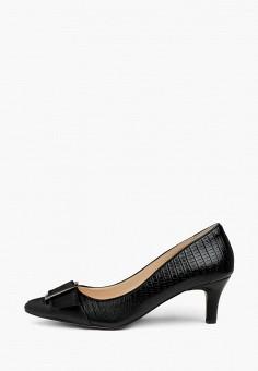 Туфли, Hotic, цвет: черный. Артикул: MP002XW14RYK. Обувь / Туфли / Лодочки