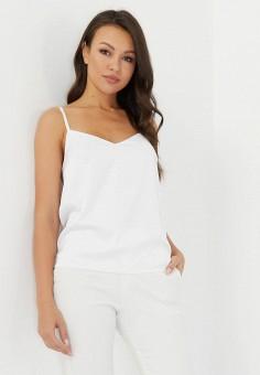 Топ, Madlen, цвет: белый. Артикул: MP002XW1544C. Одежда / Топы и майки