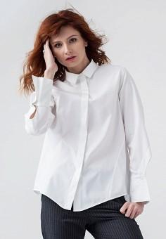 Рубашка, Strygina, цвет: белый. Артикул: MP002XW15JA8. Одежда / Блузы и рубашки / Рубашки