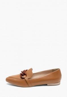 Лоферы, Hotic, цвет: коричневый. Артикул: MP002XW16EFR. Обувь / Туфли