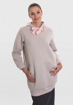 Худи, Anna Bask, цвет: розовый. Артикул: MP002XW1AF8Z. Одежда / Толстовки и свитшоты