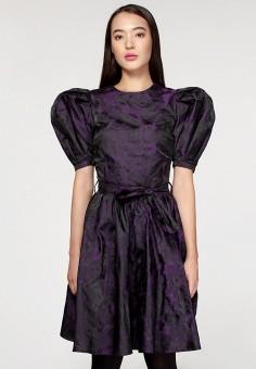 Платье, ZHSaken, цвет: фиолетовый. Артикул: MP002XW1GW51. Одежда / Платья и сарафаны / Вечерние платья