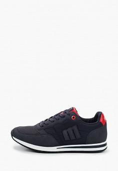 Кроссовки, MTNG, цвет: синий. Артикул: MT001AMJGUU5. Обувь