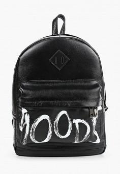Рюкзак, Mumi, цвет: черный. Артикул: MU010BWIOKS1. Аксессуары / Рюкзаки
