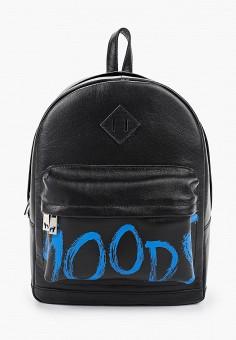Рюкзак, Mumi, цвет: черный. Артикул: MU010BWIOKS2. Аксессуары / Рюкзаки