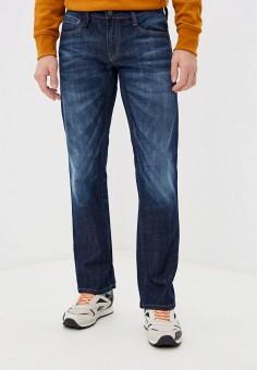 Джинсы, Mustang, цвет: синий. Артикул: MU454EMKLQF0. Одежда / Джинсы / Прямые джинсы