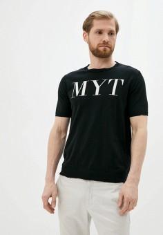Джемпер, Twinset Milano, цвет: черный. Артикул: MY014EMJEMQ8. Одежда / Джемперы, свитеры и кардиганы / Джемперы и пуловеры