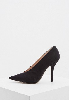 Туфли, N21, цвет: черный. Артикул: N1380AWGDXA3. Обувь / Туфли / Лодочки