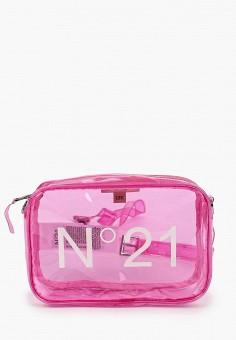 Сумка, N21, цвет: розовый. Артикул: N1380BGIWTH1. Девочкам / Аксессуары