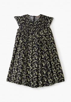 Платье, N21, цвет: черный. Артикул: N1380EGIWTH9. Девочкам / Одежда / Платья и сарафаны