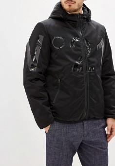 Куртка утепленная, N21, цвет: черный. Артикул: N1380EMFQOV7. Одежда / Верхняя одежда / Демисезонные куртки