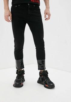 Джинсы, N21, цвет: черный. Артикул: N1380EMHTFH2. Одежда / Джинсы