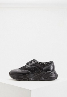 Ботинки, Nando Muzi, цвет: черный. Артикул: NA008AWHFVW7.