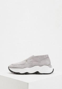 Кроссовки, Nando Muzi, цвет: серый. Артикул: NA008AWHFVX6.