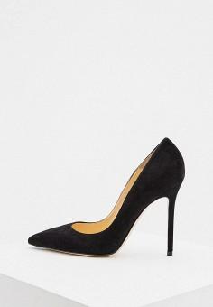 Туфли, Nando Muzi, цвет: черный. Артикул: NA008AWHSSC4.