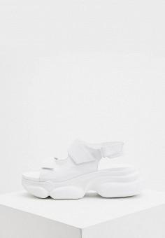 Босоножки, Nando Muzi, цвет: белый. Артикул: NA008AWHSSD1.