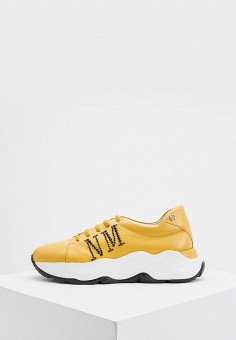 Кроссовки, Nando Muzi, цвет: желтый. Артикул: NA008AWHSSE1.