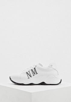 Кроссовки, Nando Muzi, цвет: белый. Артикул: NA008AWHSSE2.