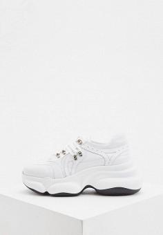 Кроссовки, Nando Muzi, цвет: белый. Артикул: NA008AWHSSE3.