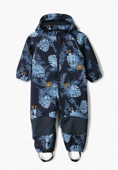 Комбинезон, Name It, цвет: синий. Артикул: NA020EBHIXZ8. Мальчикам / Одежда / Верхняя одежда