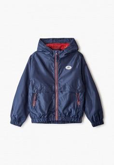 Ветровка, Name It, цвет: синий. Артикул: NA020EBHIYD7. Мальчикам / Одежда / Верхняя одежда