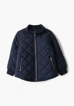 Куртка утепленная, Name It, цвет: синий. Артикул: NA020EBHIYE8. Мальчикам / Одежда / Верхняя одежда / Куртки и пуховики