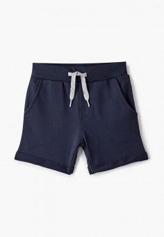 Шорты, Name It, цвет: синий. Артикул: NA020EBIPDO3. Мальчикам / Одежда