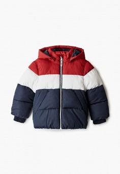 Куртка утепленная, Name It, цвет: мультиколор. Артикул: NA020EBJPRF0. Мальчикам / Одежда / Верхняя одежда / Куртки и пуховики