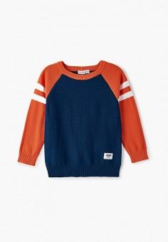 Джемпер, Name It, цвет: синий. Артикул: NA020EBJPRN6. Мальчикам / Одежда