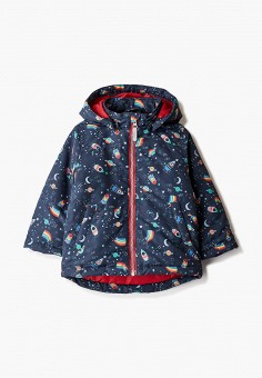 Куртка утепленная, Name It, цвет: синий. Артикул: NA020EBJPRO7. Мальчикам / Одежда / Верхняя одежда / Куртки и пуховики
