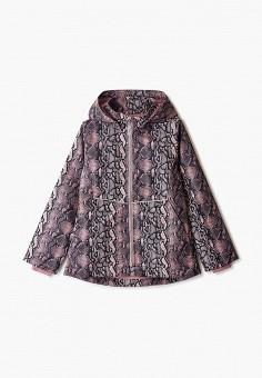 Куртка, Name It, цвет: бежевый. Артикул: NA020EGHJAF1. Девочкам / Одежда / Верхняя одежда
