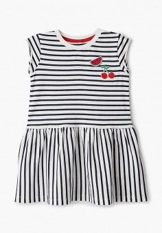 Платье, Name It, цвет: мультиколор. Артикул: NA020EGIPDT9. Девочкам / Одежда / Платья и сарафаны