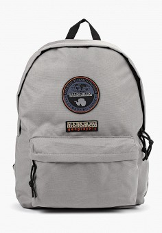 Рюкзак, Napapijri, цвет: серый. Артикул: NA154BUFRNU3.