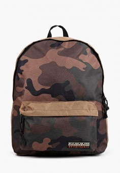 Рюкзак, Napapijri, цвет: коричневый. Артикул: NA154BUIOQW2.