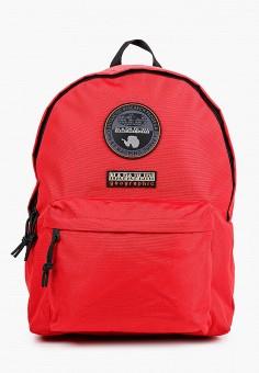 Рюкзак, Napapijri, цвет: красный. Артикул: NA154BUIOQW8.