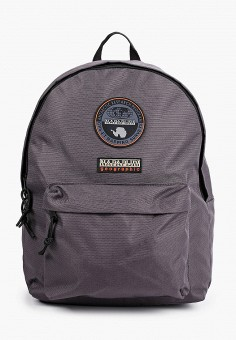 Рюкзак, Napapijri, цвет: серый. Артикул: NA154BUIOQW9.