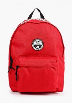 Рюкзак, Napapijri, цвет: красный. Артикул: NA154BUIOQY8.