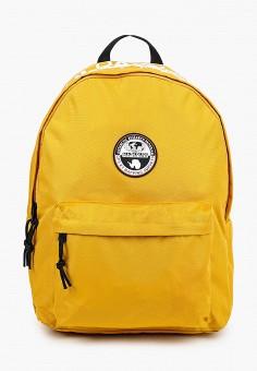 Рюкзак, Napapijri, цвет: желтый. Артикул: NA154BUIOQY9.