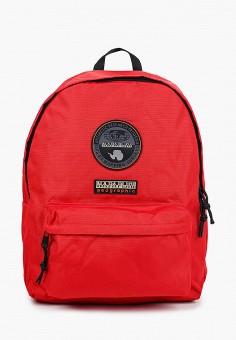 Рюкзак, Napapijri, цвет: красный. Артикул: NA154BUIORA1.