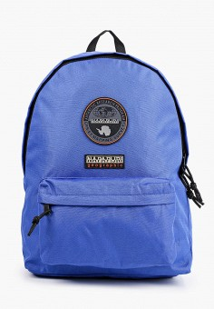 Рюкзак, Napapijri, цвет: синий. Артикул: NA154BUIORA5.