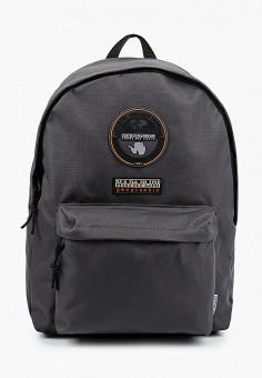Рюкзак, Napapijri, цвет: серый. Артикул: NA154BUKIKD5.