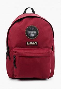 Рюкзак, Napapijri, цвет: бордовый. Артикул: NA154BUKIKD6.