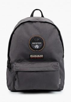 Рюкзак, Napapijri, цвет: серый. Артикул: NA154BUKIKE4.