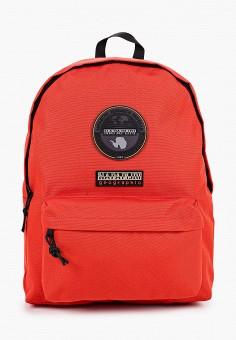 Рюкзак, Napapijri, цвет: оранжевый. Артикул: NA154BUKIKE5.