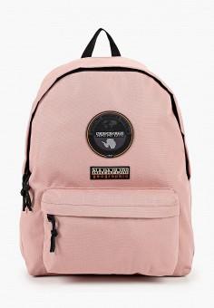 Рюкзак, Napapijri, цвет: розовый. Артикул: NA154BUKIKE9.