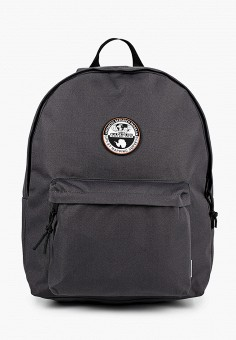 Рюкзак, Napapijri, цвет: серый. Артикул: NA154BUKIKF5.