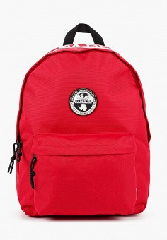Рюкзак, Napapijri, цвет: красный. Артикул: NA154BUKIKF7.