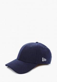 Бейсболка, New Era, цвет: синий. Артикул: NE001CMGFIC8. Аксессуары / Головные уборы
