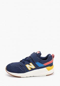 Кроссовки, New Balance, цвет: синий. Артикул: NE007ABHOEH9.