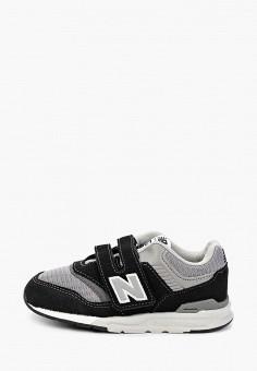 Кроссовки, New Balance, цвет: черный. Артикул: NE007ABHOFY5.